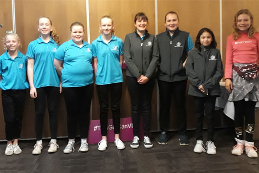2018/19 Girls Development Squad Presentation